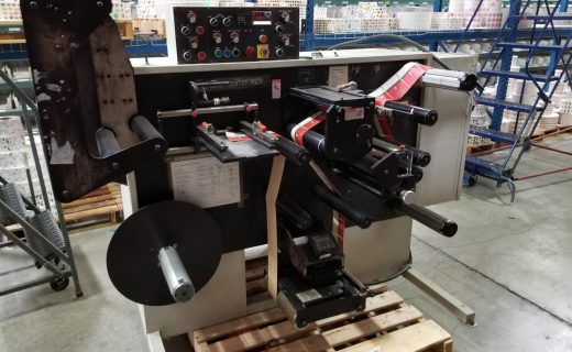 PIC Model 100 - Used Flexo Printing Presses and Used Flexographic Equipment