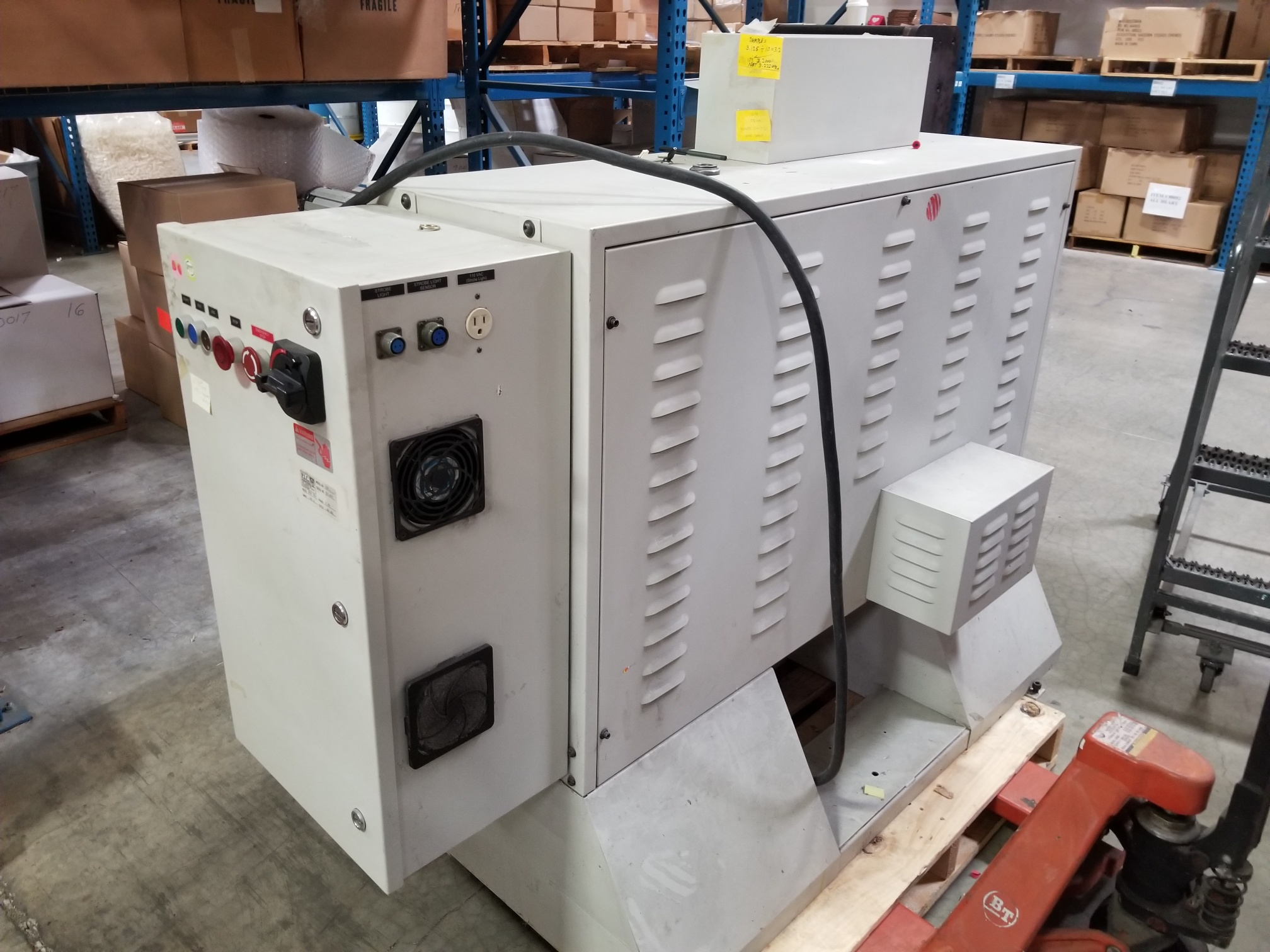 PIC Model 100 - Used Flexo Printing Presses and Used Flexographic Equipment-6