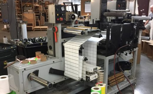 Aztech Diemaster DM-4013 - Used Flexo Printing Presses and Used Flexographic Equipment