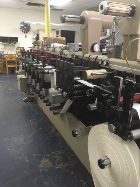 Webtron 750 - Used Flexo Printing Presses and Used Flexographic Equipment-3