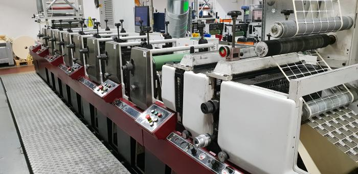 Mark Andy LP3000 - Used Flexo Printing Presses and Used Flexographic Equipment-3