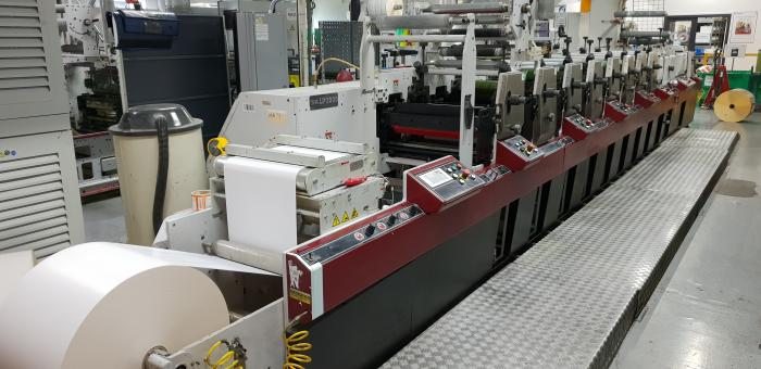 Mark Andy LP3000 - Used Flexo Printing Presses and Used Flexographic Equipment-4