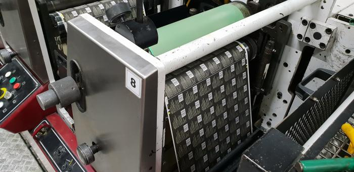 Mark Andy LP3000 - Used Flexo Printing Presses and Used Flexographic Equipment-8