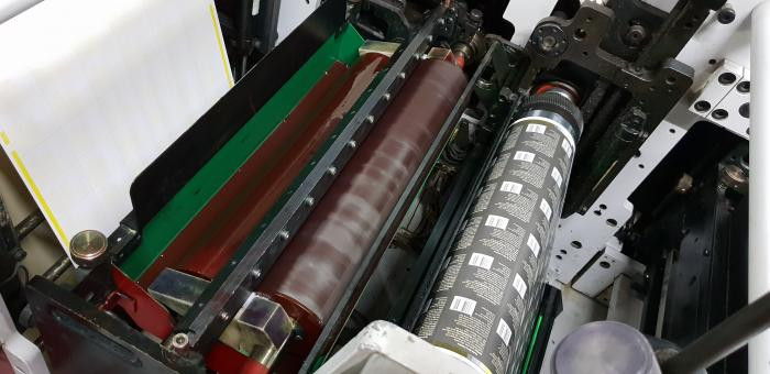 Mark Andy LP3000 - Used Flexo Printing Presses and Used Flexographic Equipment-9