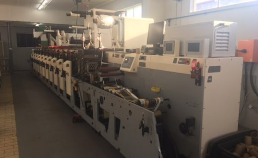 MPS EF 330 - Used Flexo Printing Presses and Used Flexographic Equipment