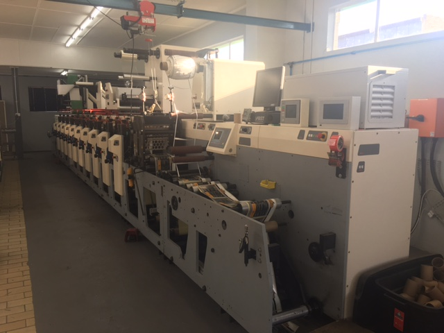 MPS EF 330 - Used Flexo Printing Presses and Used Flexographic Equipment-0