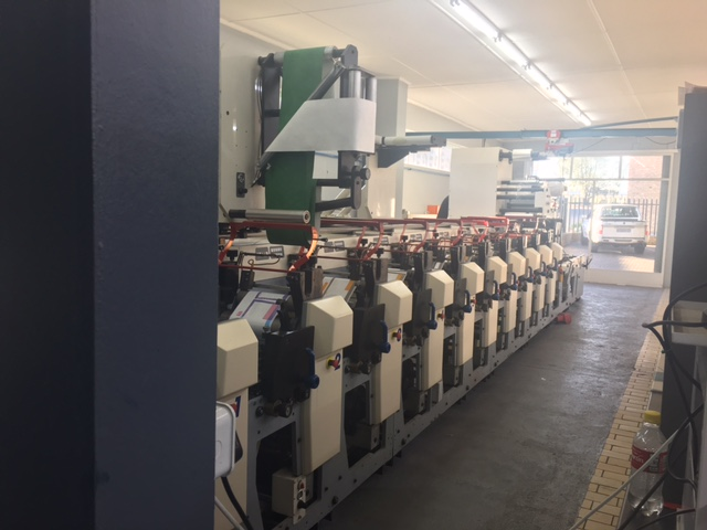MPS EF 330 - Used Flexo Printing Presses and Used Flexographic Equipment-2