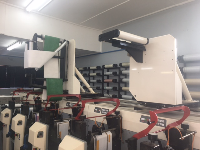 MPS EF 330 - Used Flexo Printing Presses and Used Flexographic Equipment-4