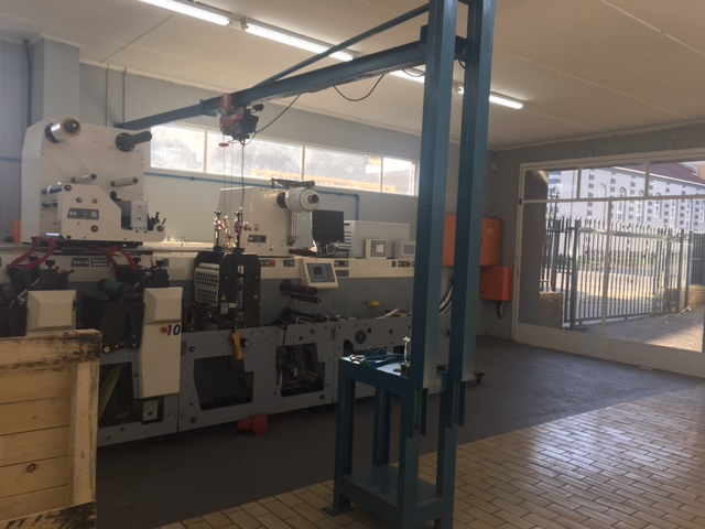 MPS EF 330 - Used Flexo Printing Presses and Used Flexographic Equipment-5