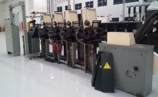 Comco Captain - Used Flexo Printing Presses and Used Flexographic Equipment
