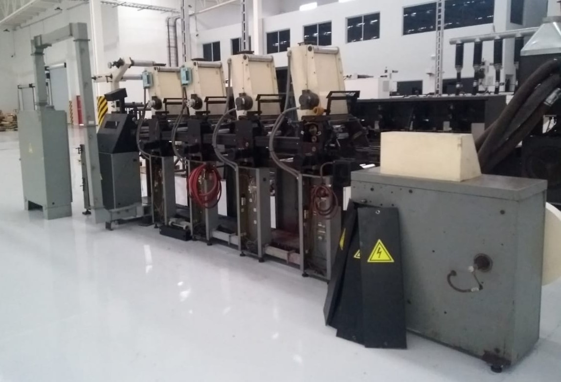 Comco Captain - Used Flexo Printing Presses and Used Flexographic Equipment-0