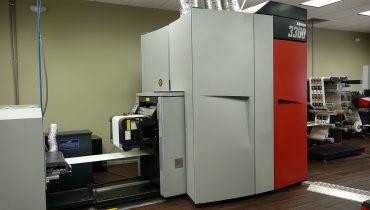 Xeikon 3300 - Used Flexo Printing Presses and Used Flexographic Equipment