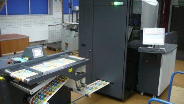 HP Indigo WS4500 - Used Flexo Printing Presses and Used Flexographic Equipment