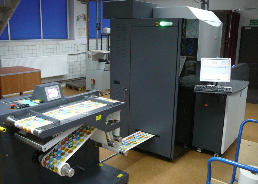 HP Indigo WS4500