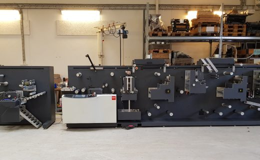 GM DC-330 - Used Flexo Printing Presses and Used Flexographic Equipment