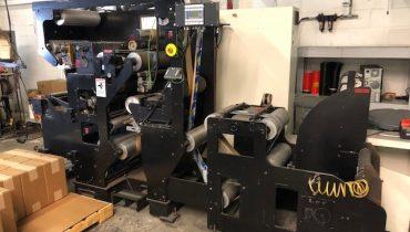 Rotoflex VLI400 - Used Flexo Printing Presses and Used Flexographic Equipment