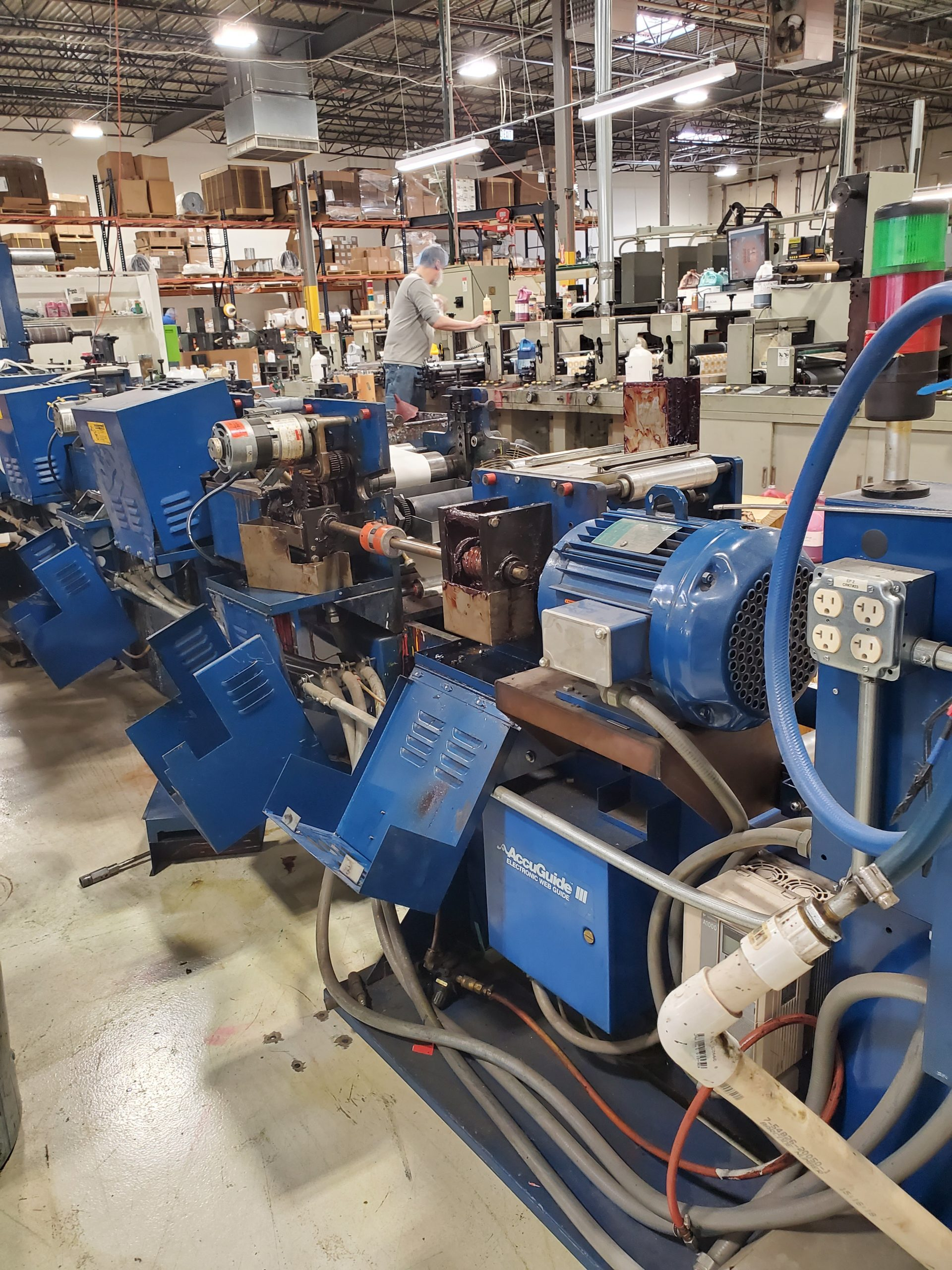 Allied 300 - Used Flexo Printing Presses and Used Flexographic Equipment-2