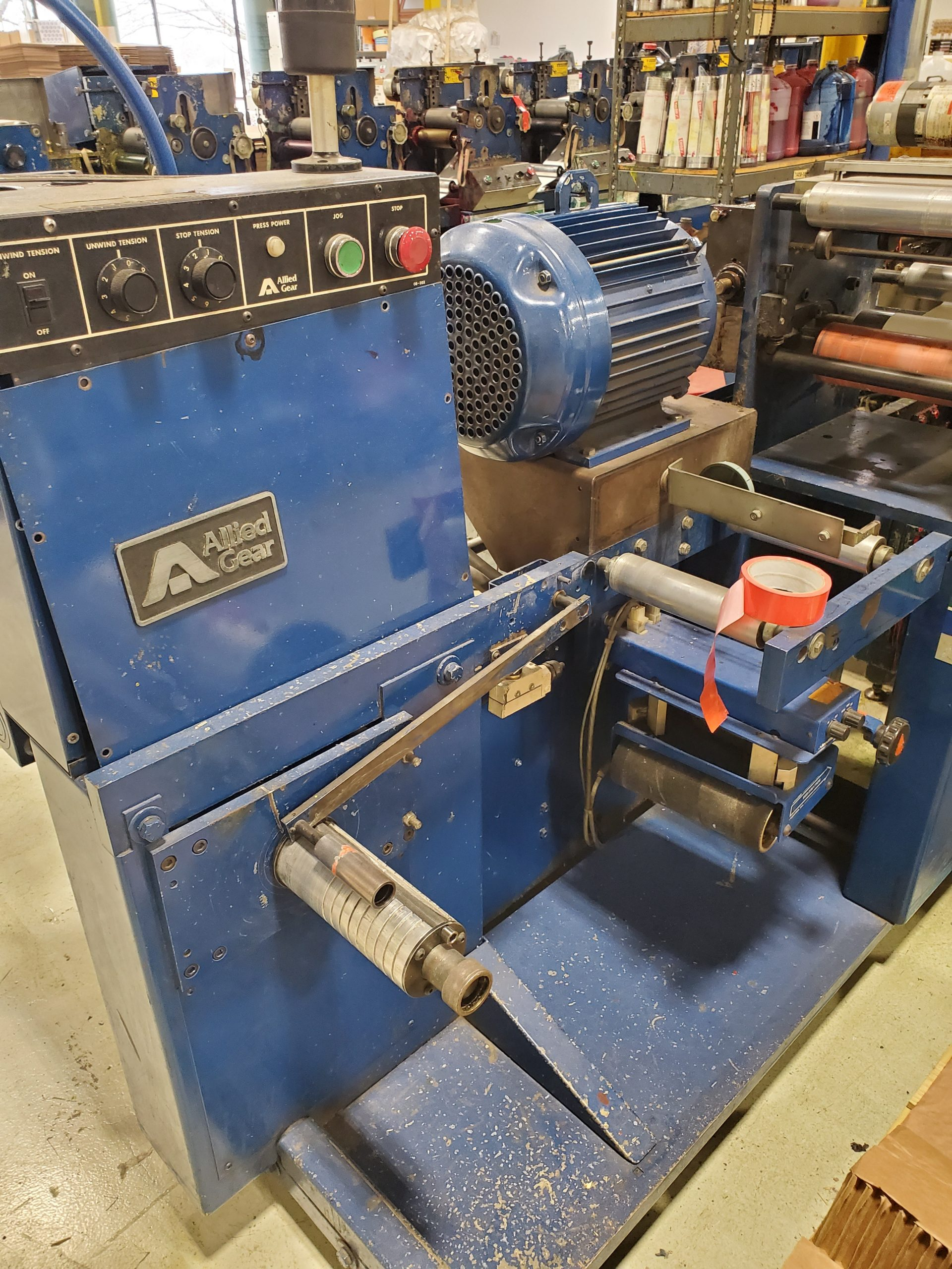 Allied 300 - Used Flexo Printing Presses and Used Flexographic Equipment-3