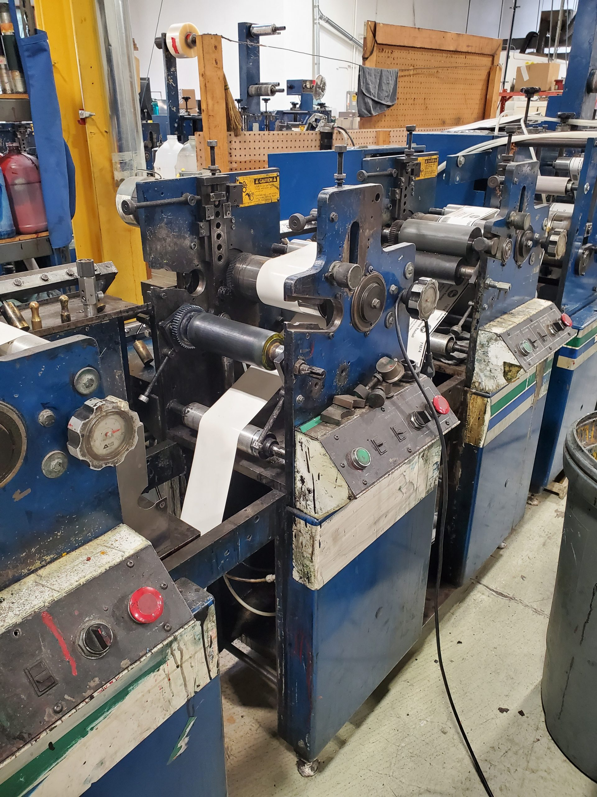 Allied 300 - Used Flexo Printing Presses and Used Flexographic Equipment-4