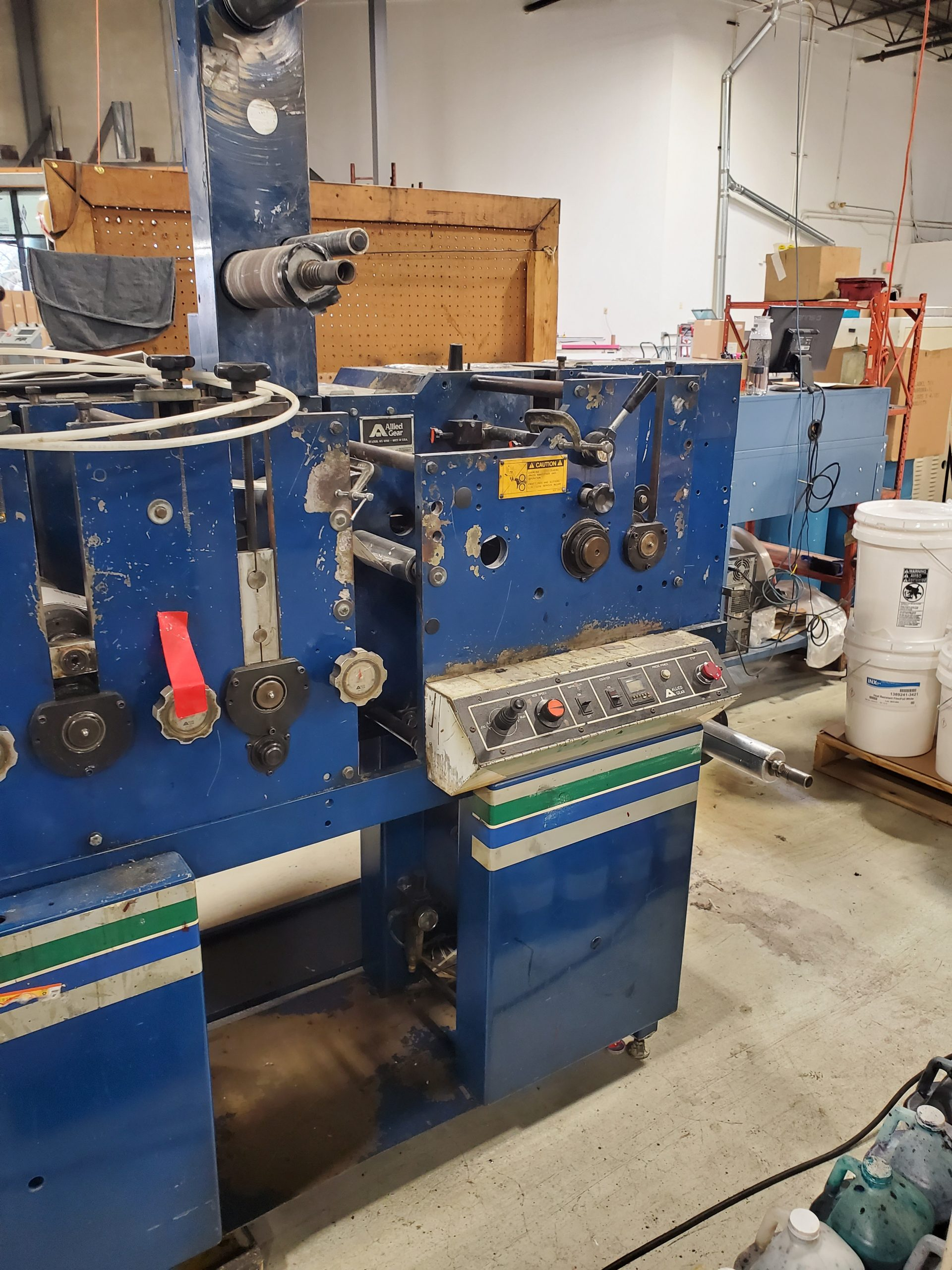 Allied 300 - Used Flexo Printing Presses and Used Flexographic Equipment-5