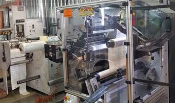 ABG Vectra ECTRS 430 - Used Flexo Printing Presses and Used Flexographic Equipment