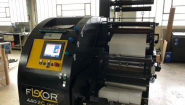 Flexor 440 2C - Used Flexo Printing Presses and Used Flexographic Equipment