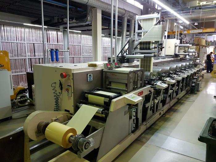 Nilpeter FA-4 - Used Flexo Printing Presses and Used Flexographic Equipment-2