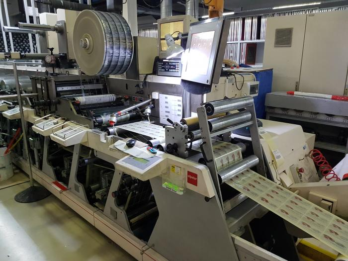 Nilpeter FA-4 - Used Flexo Printing Presses and Used Flexographic Equipment-3