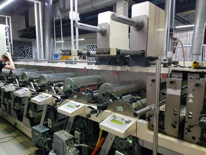Nilpeter FA-4 - Used Flexo Printing Presses and Used Flexographic Equipment-5