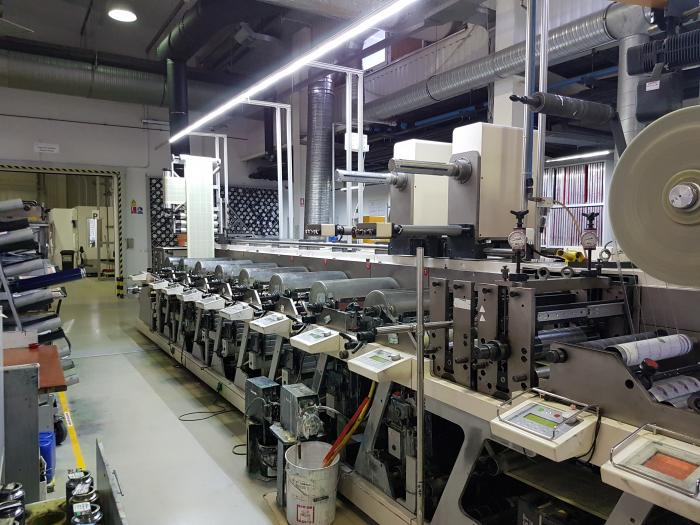 Nilpeter FA-4 - Used Flexo Printing Presses and Used Flexographic Equipment-6