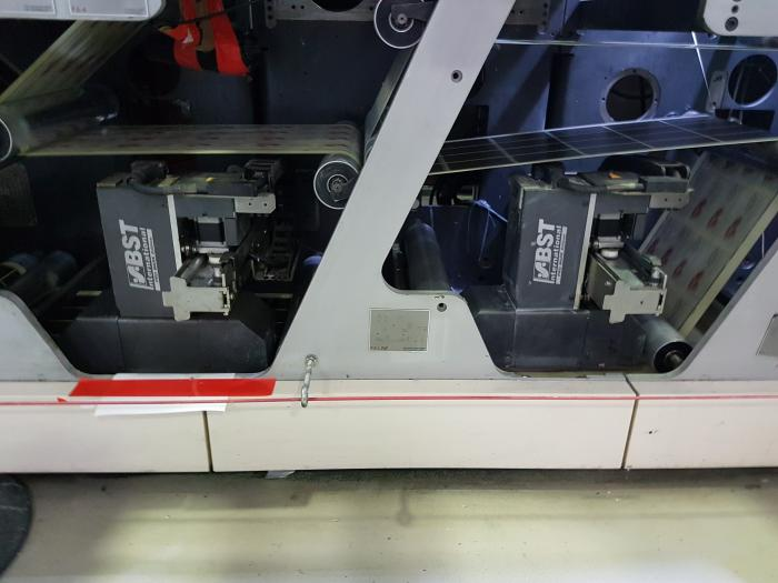Nilpeter FA-4 - Used Flexo Printing Presses and Used Flexographic Equipment-8