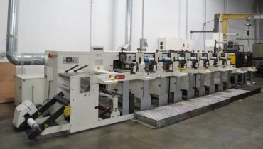 Nilpeter FB4200 - Used Flexo Printing Presses and Used Flexographic Equipment