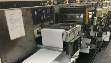 Nilpeter FA3300 - Used Flexo Printing Presses and Used Flexographic Equipment