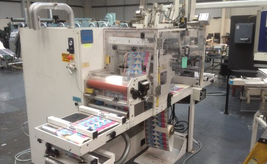 Ashe Opal 330 - Used Flexo Printing Presses and Used Flexographic Equipment