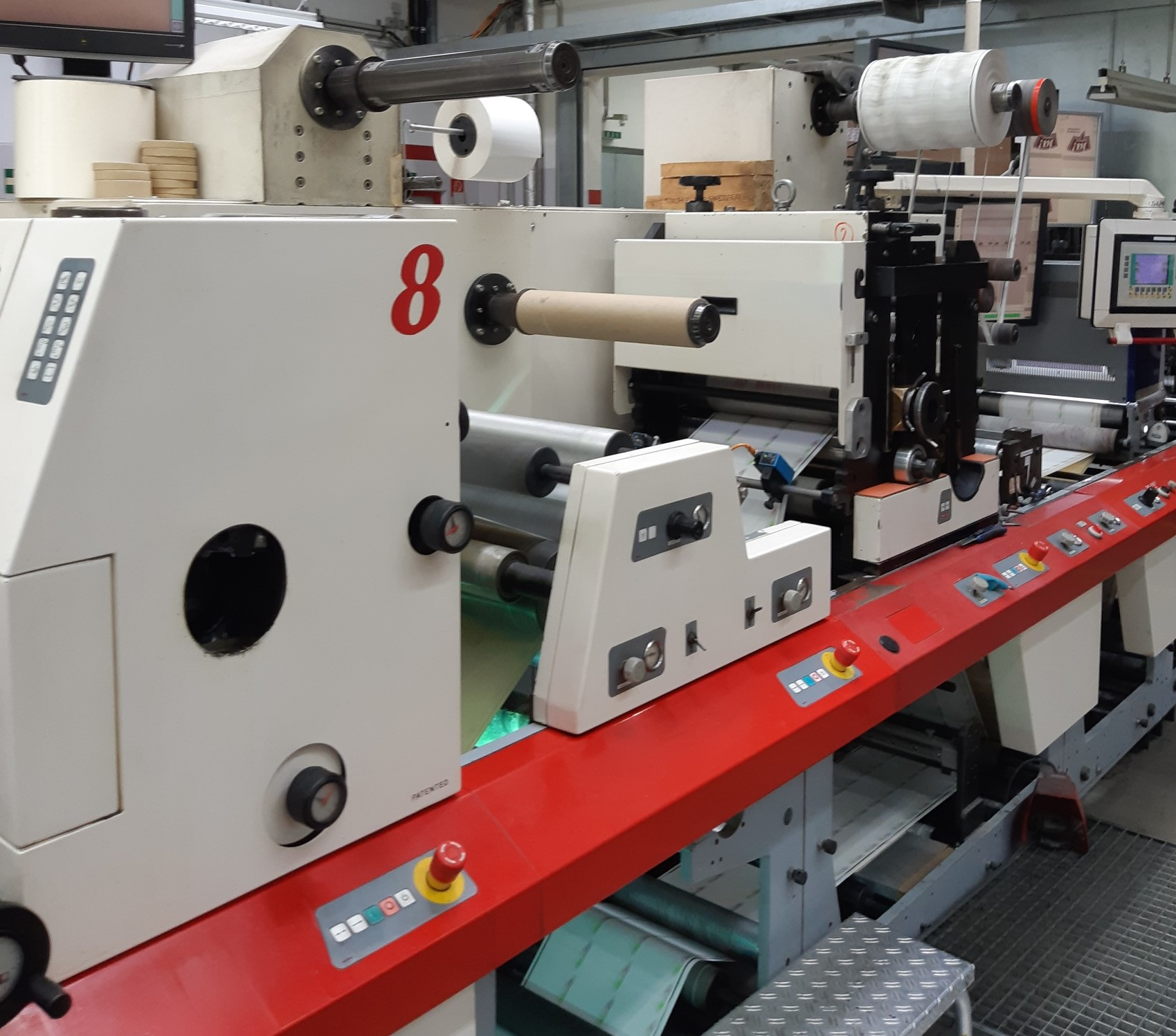 MPS EP410 - Used Flexo Printing Presses and Used Flexographic Equipment-0