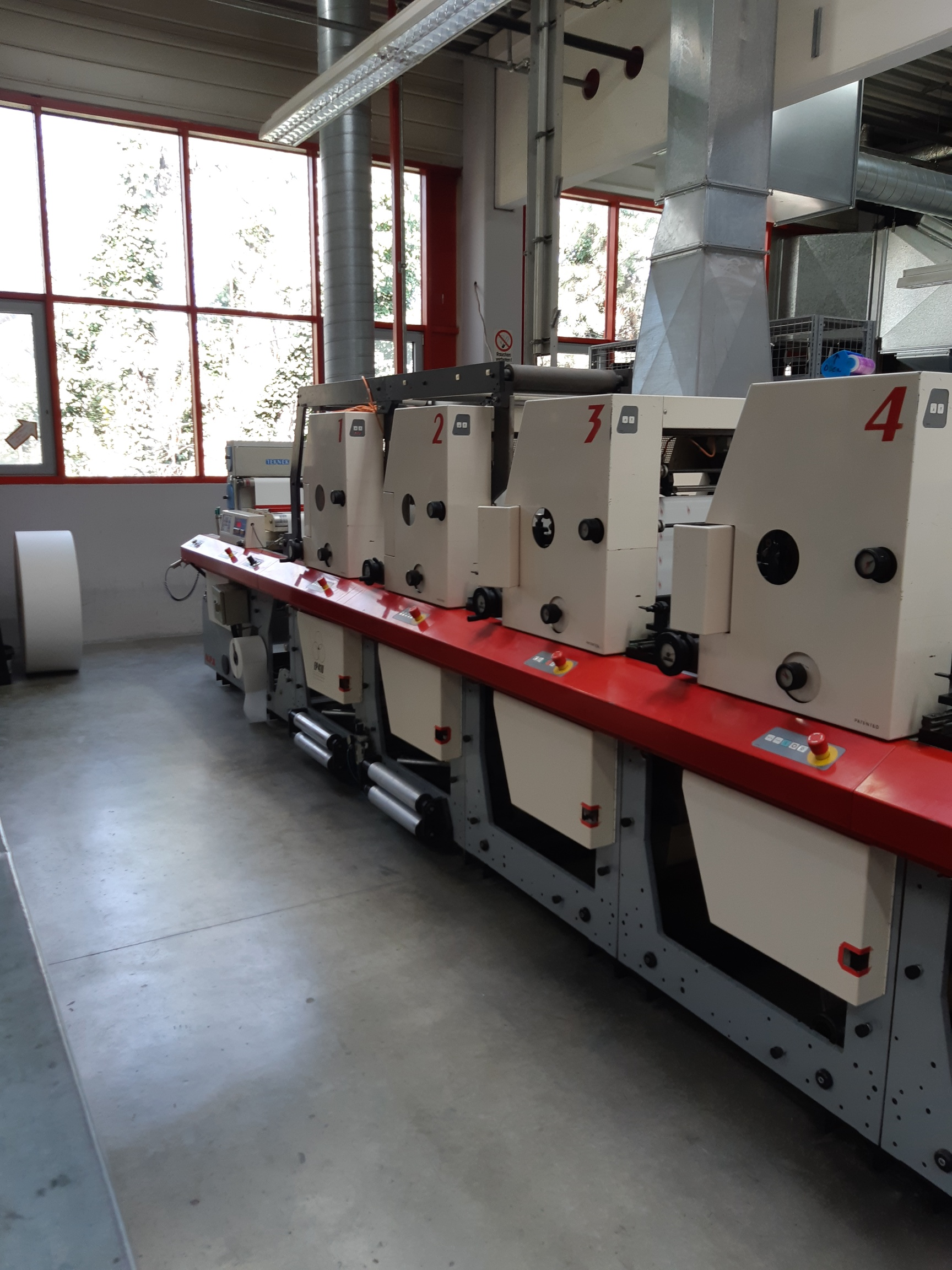 MPS EP410 - Used Flexo Printing Presses and Used Flexographic Equipment-2