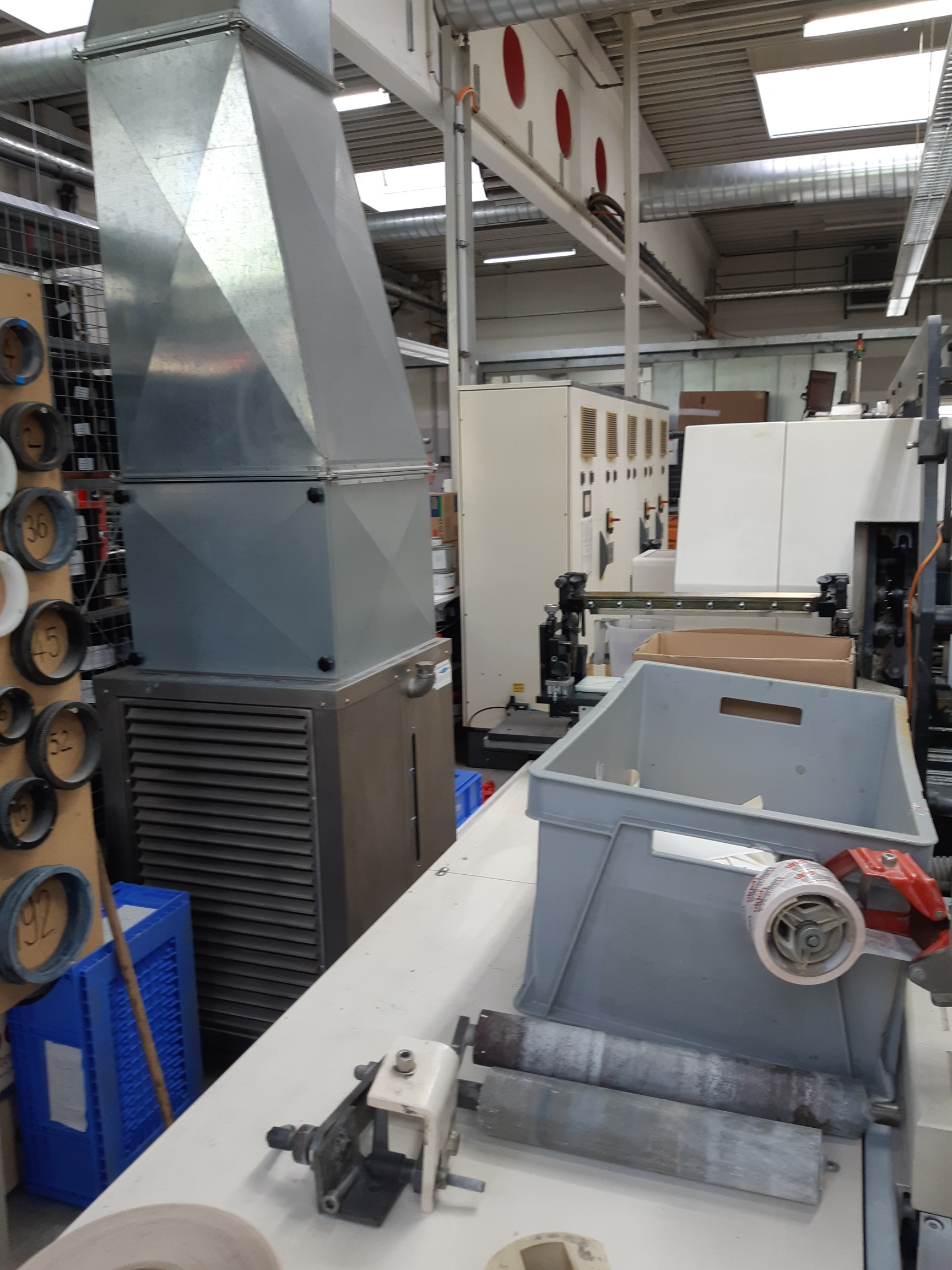 MPS EP410 - Used Flexo Printing Presses and Used Flexographic Equipment-3