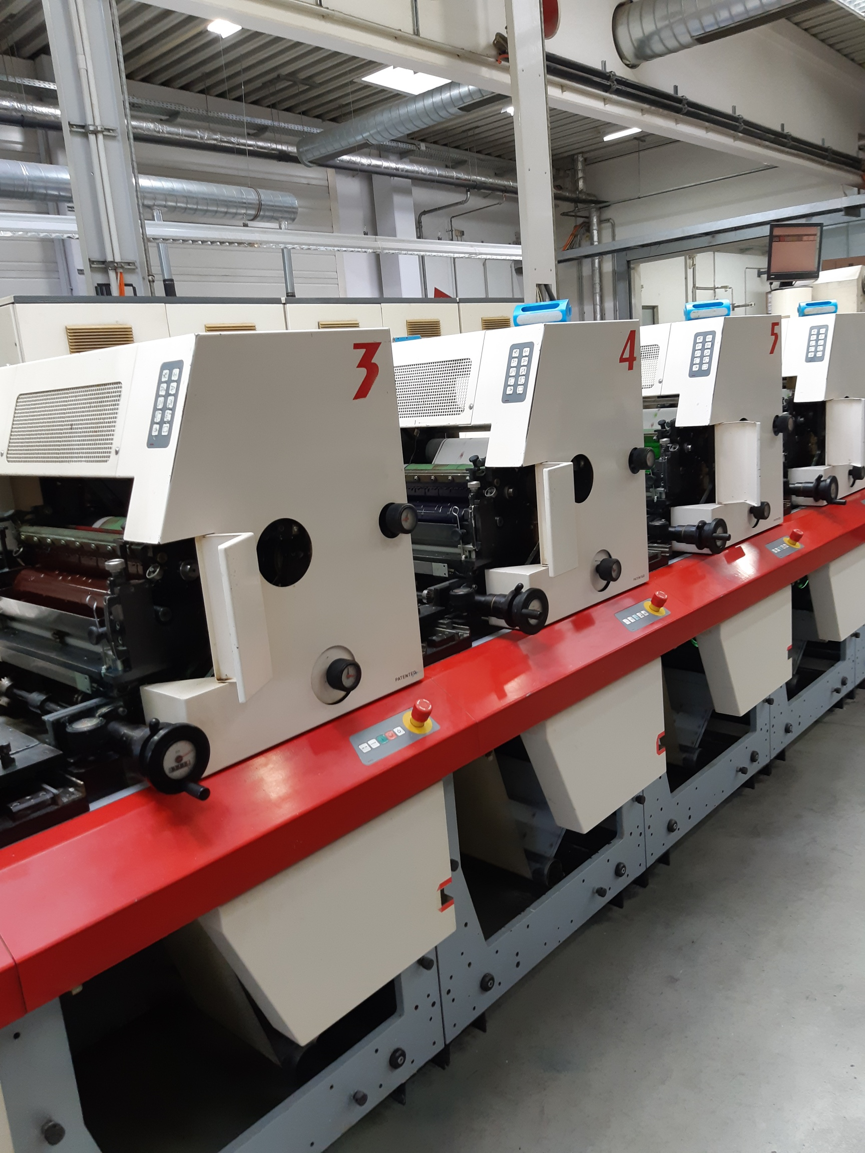 MPS EP410 - Used Flexo Printing Presses and Used Flexographic Equipment-4