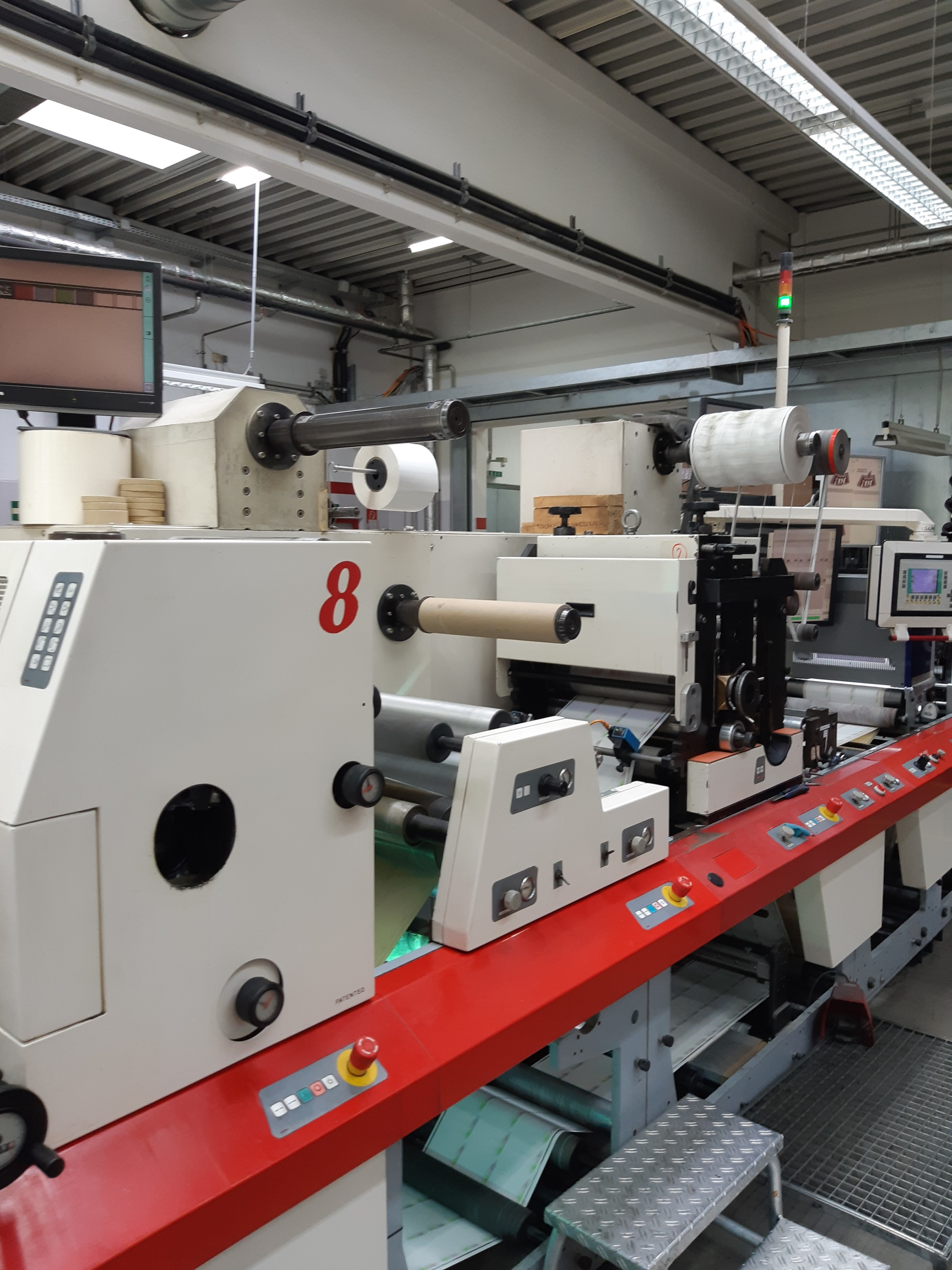 MPS EP410 - Used Flexo Printing Presses and Used Flexographic Equipment-6