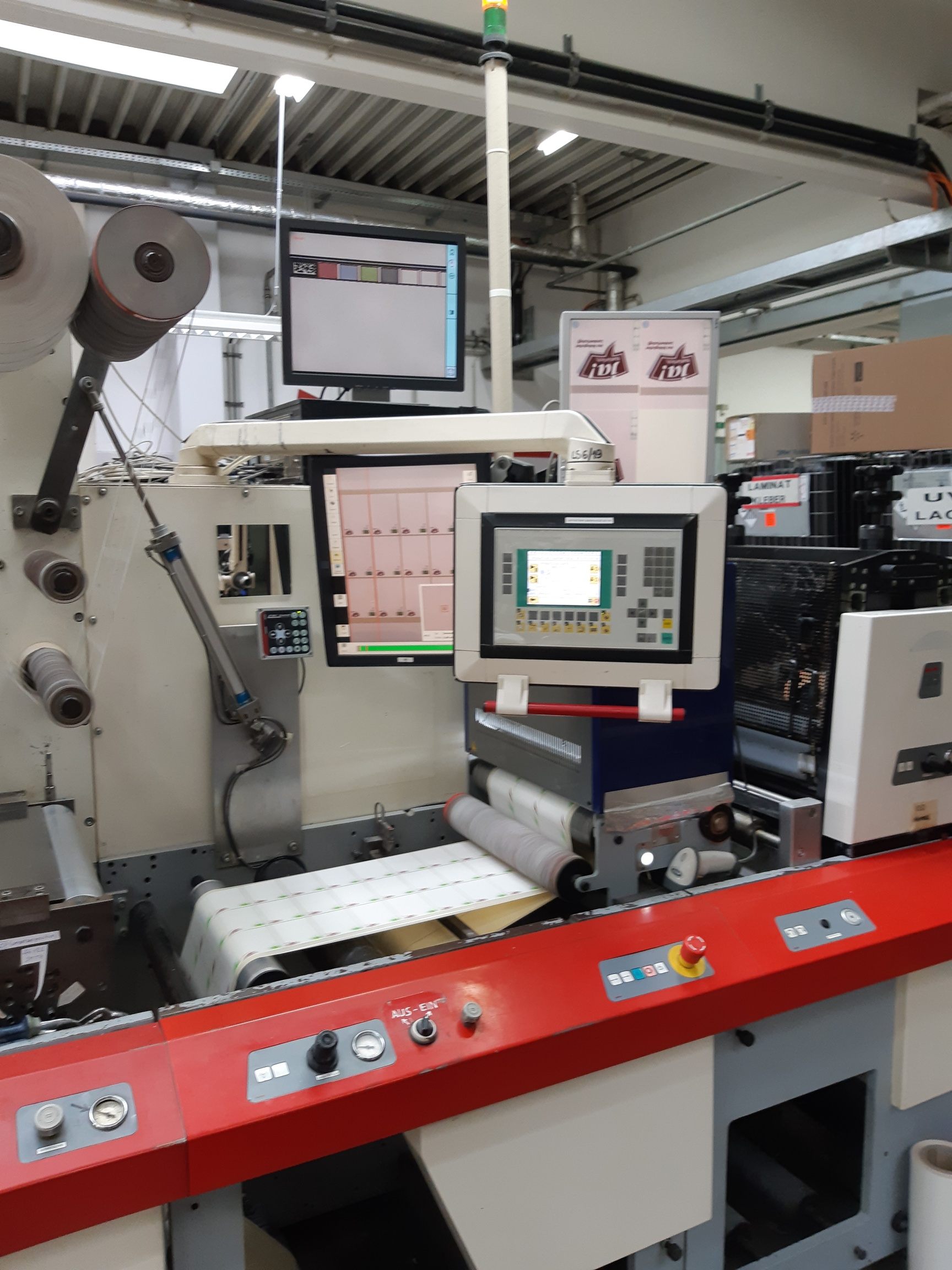 MPS EP410 - Used Flexo Printing Presses and Used Flexographic Equipment-7