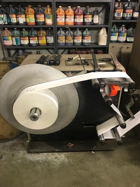 Webtron 750 - Used Flexo Printing Presses and Used Flexographic Equipment-5