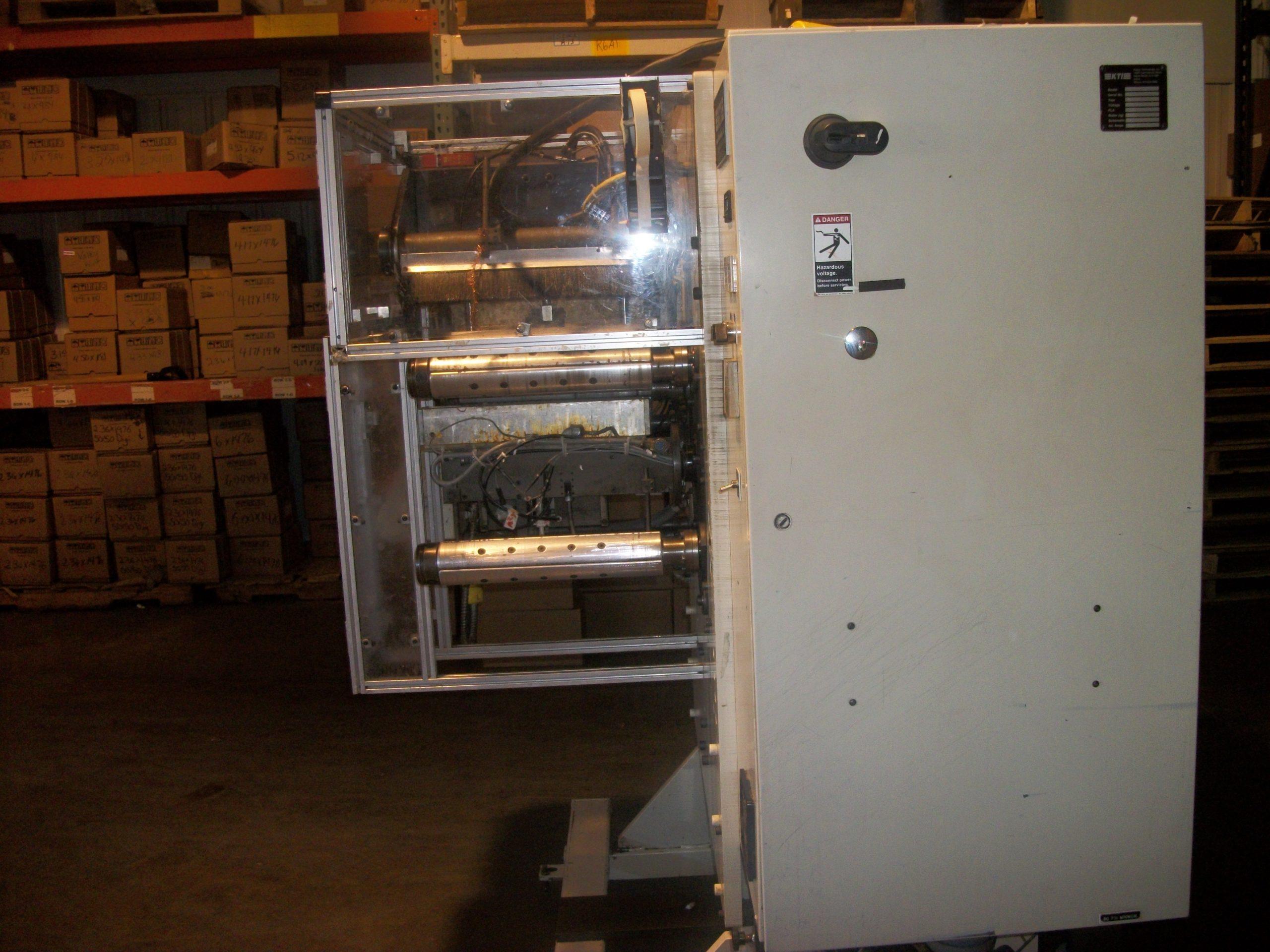 KTI JR1312 Turret Rewinder - Used Flexo Printing Presses and Used Flexographic Equipment-3
