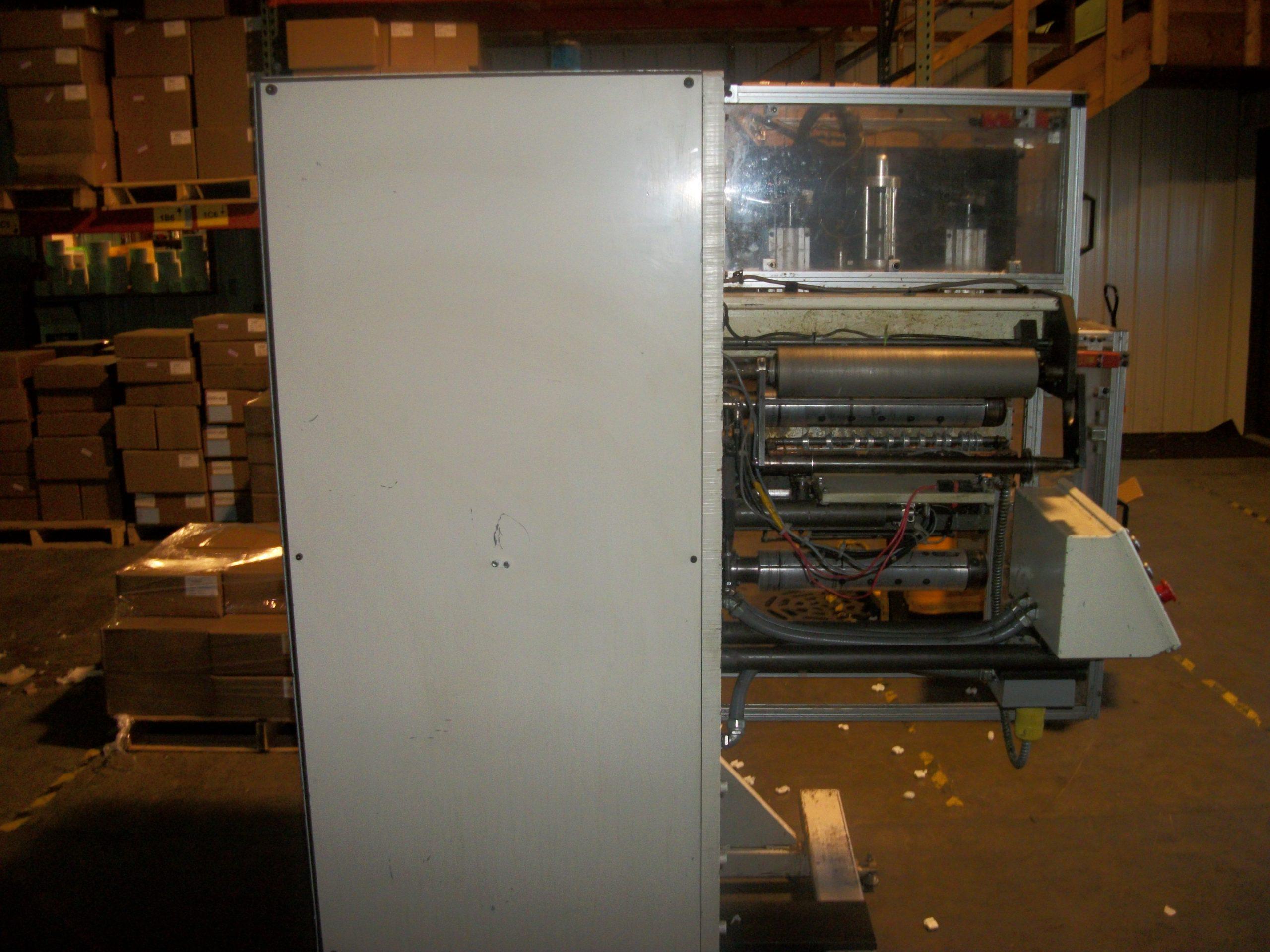 KTI JR1312 Turret Rewinder - Used Flexo Printing Presses and Used Flexographic Equipment-5