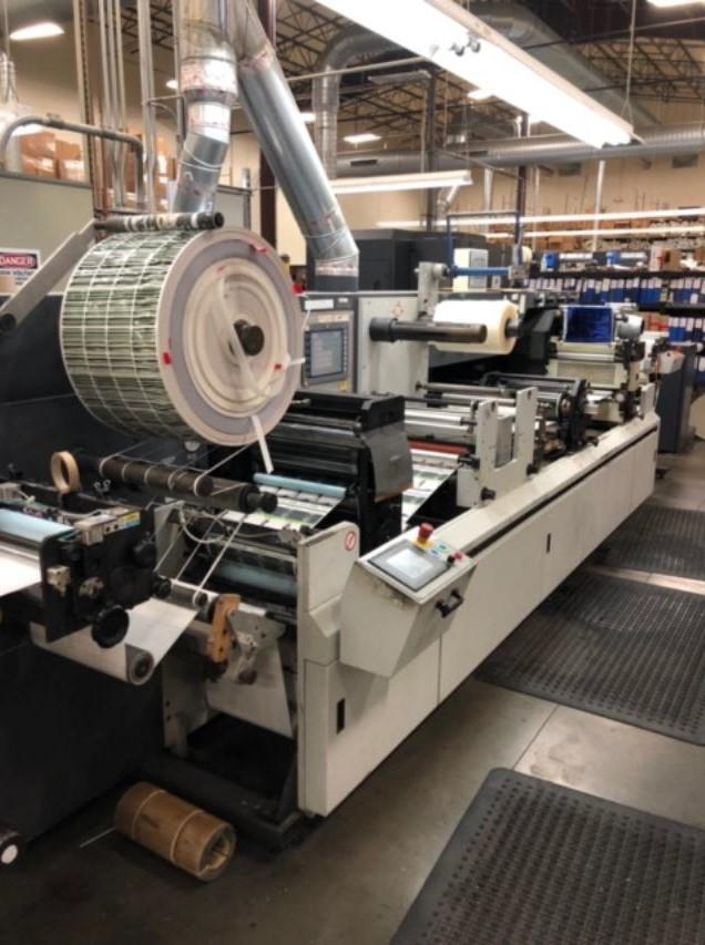ABG Digicon Omega Series 1 - Used Flexo Printing Presses and Used Flexographic Equipment-2