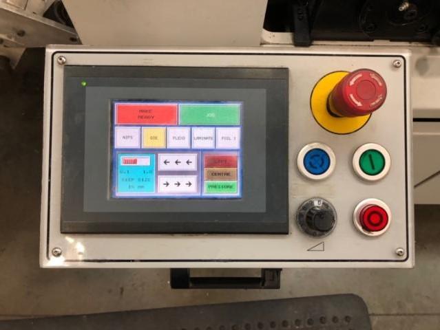 ABG Digicon Omega Series 1 - Used Flexo Printing Presses and Used Flexographic Equipment-5