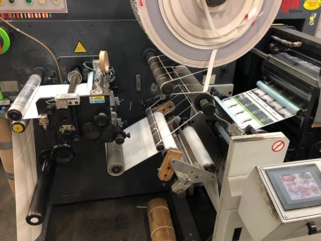 ABG Digicon Omega Series 1 - Used Flexo Printing Presses and Used Flexographic Equipment-6