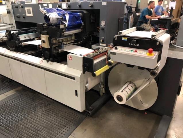 ABG Digicon Omega Series 1 - Used Flexo Printing Presses and Used Flexographic Equipment-10