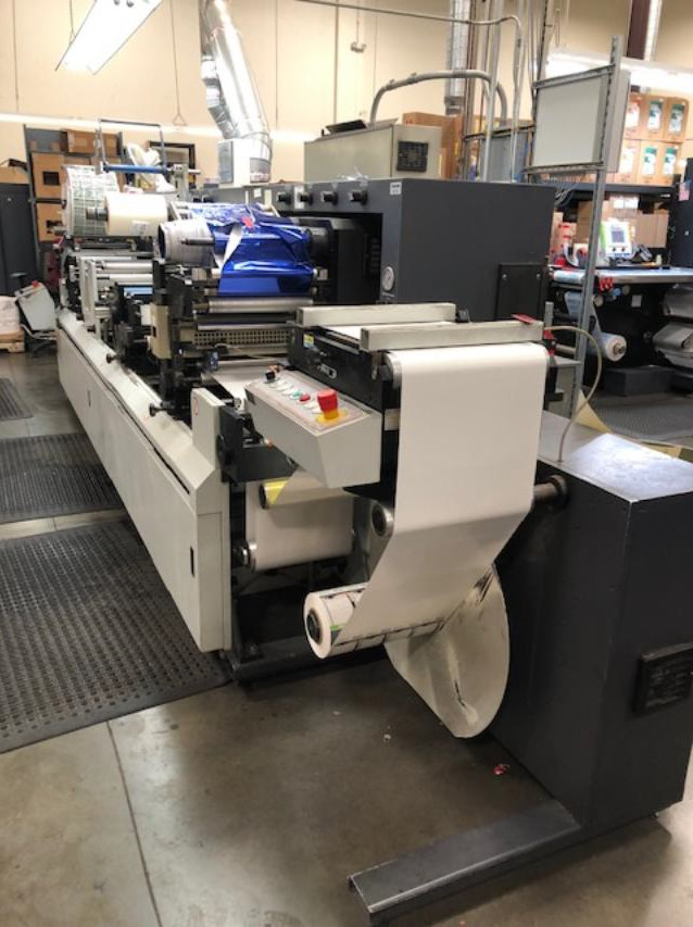 ABG Digicon Omega Series 1 - Used Flexo Printing Presses and Used Flexographic Equipment-11