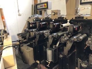 Webtron 650 - Used Flexo Printing Presses and Used Flexographic Equipment-4