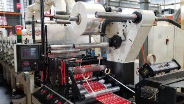Comco ProGlide - Used Flexo Printing Presses and Used Flexographic Equipment